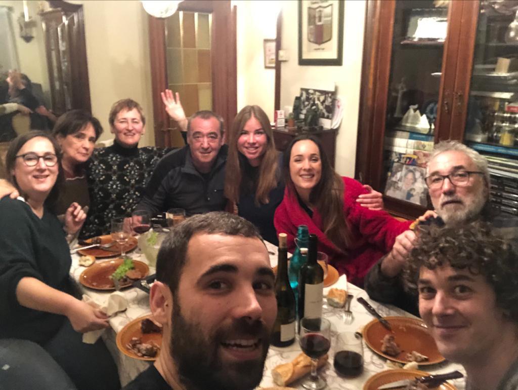 Amigas y familia-Año Nuevo 2020-con Marita