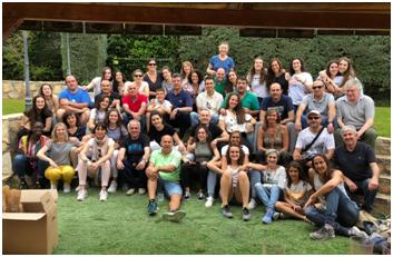 Rivas-grupo staf y jugadoras